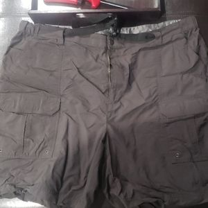 Croft&Barrow Nylon Cargo Shorts Size 44
